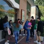 Incontro con le scuole al Cinema Loreto – Pesaro, 14 maggio 2018