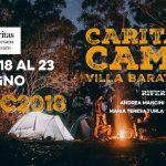 Aperte le iscrizioni al Caritas Camp 2018