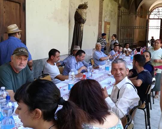 Il pranzo di Sant'Antonio