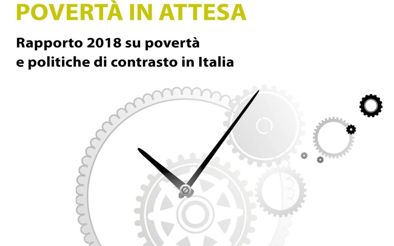 """""""Povertà in attesa"""": pubblicato il Rapporto Caritas Italiana 2018 su povertà e politiche di contrasto"""