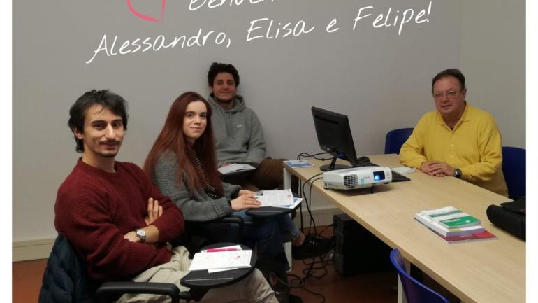 Servizio Civile: al via l'esperienza di tre giovani presso la Caritas Diocesana