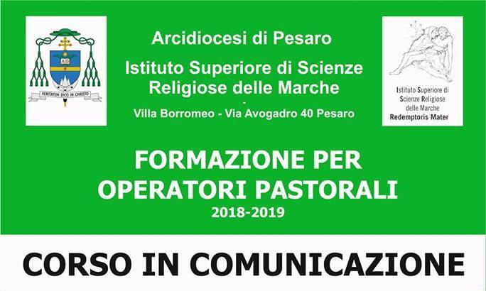 Giovedì 28 febbraio, Vincenzo Corrado, direttore Agensir, apre il corso in Comunicazione a Villa Borromeo