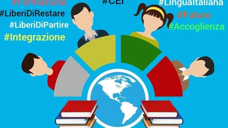 Conclusione del corso di lingua italiana per migranti