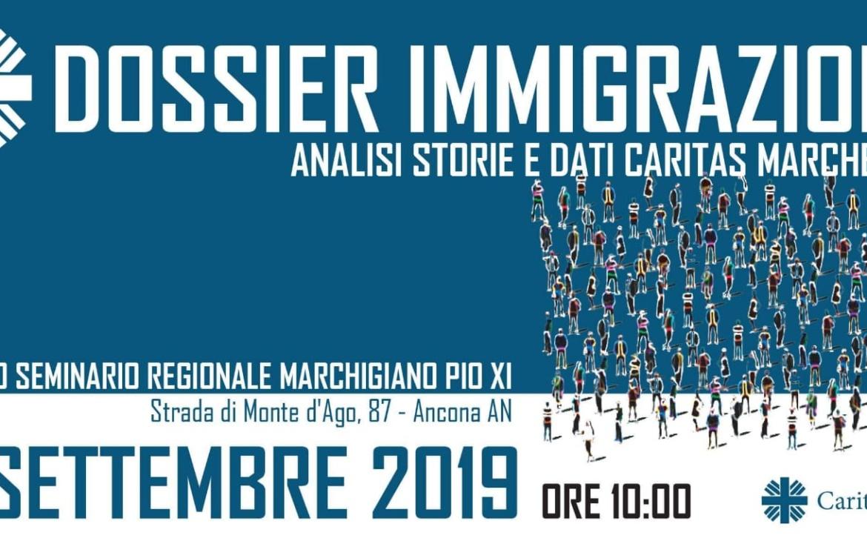 Presentazione dossier immigrazione – Marche 2019