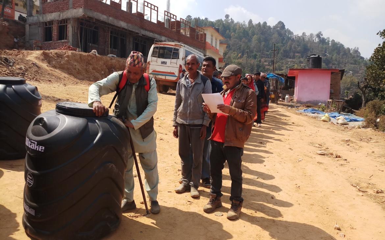 Acqua, bene universale. Dossier Caritas con focus su Nepal a 4 anni da terremoto