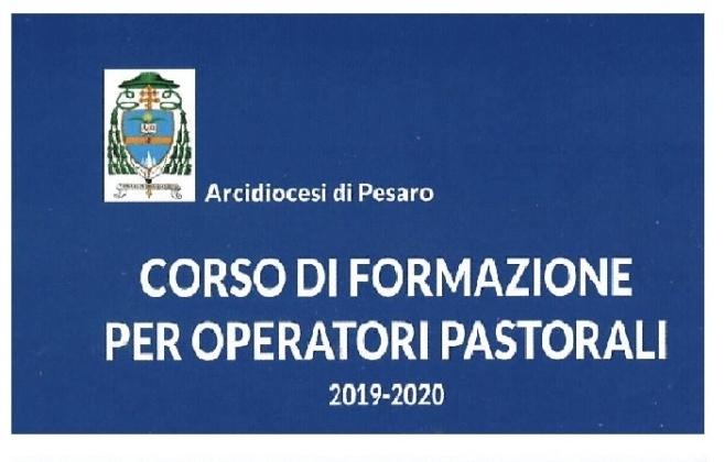 corso per operatori pastorali 1