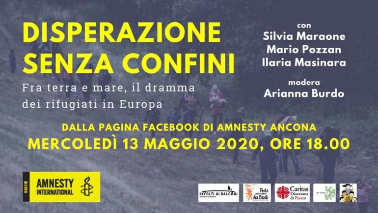 I Mercoledì dei Diritti Umani – Amnesty Marche