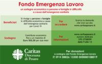 FONDO EMERGENZA LAVORO