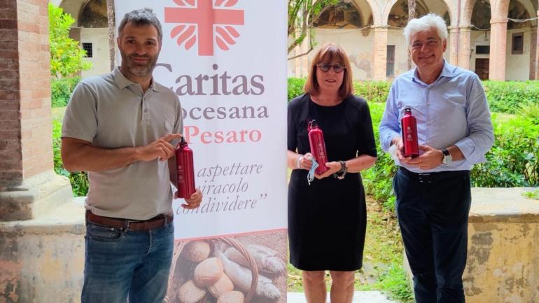 La Mensa Caritas diventa Plastic Free!